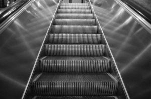 Världens längsta rulltrappa
